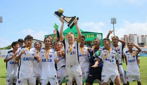 Fortaleza sagra-se campeão cearense sub-15