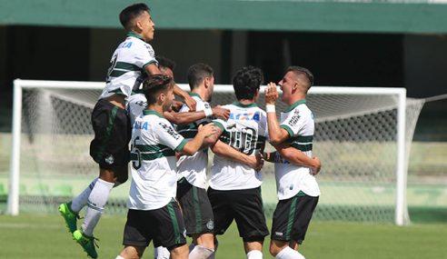Coxa aplica goleada no primeiro Atletiba da final do Paranaense Sub-19