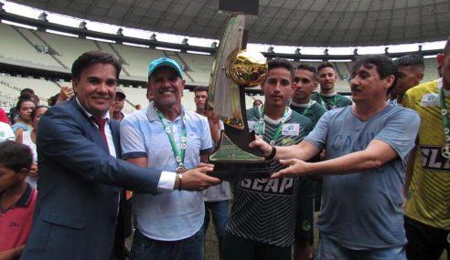 Floresta sagra-se campeão da Copa Seromo Sub-20