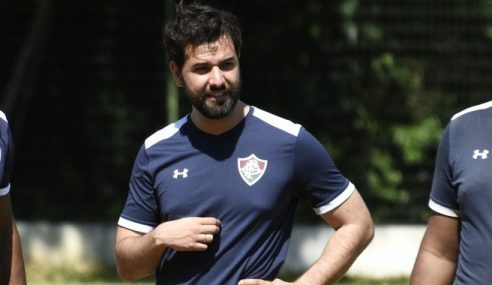 Gustavo Leal é o novo treinador do sub-20 do Fluminense