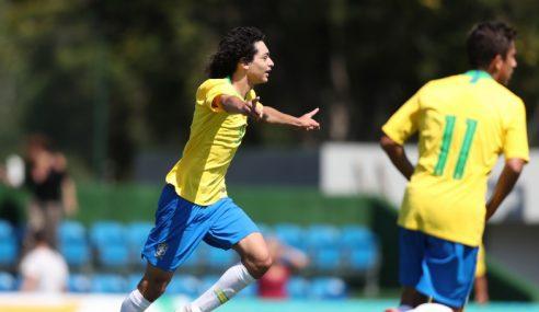 Seleção Brasileira Sub-15 convocada para período de treinamentos na Granja Comary