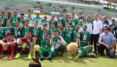 Gama sagra-se campeão brasiliense sub-15