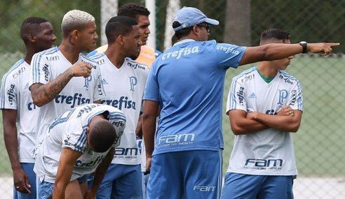 Técnico e jogadores do Palmeiras comentam expectativa para a Copa São Paulo 2019