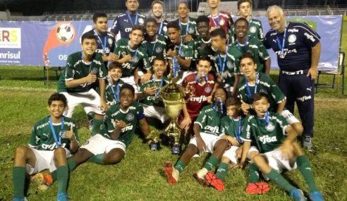 Palmeiras bate Grêmio e conquista 40º EFIPAN