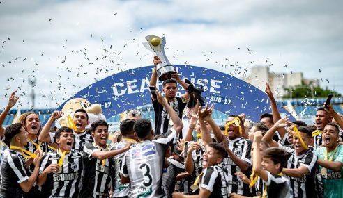 Ranking DaBase: Ceará passa a ser o melhor clube da Região Nordeste