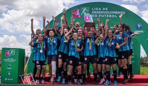 Centro Olímpico bate Internacional e conquista Liga de Desenvolvimento Feminina Sub-14