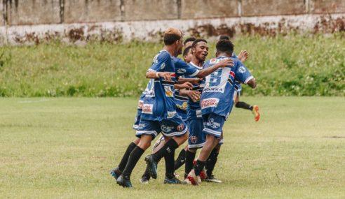 Maranhão vence Cantareira e fica perto de classificação no Maranhense Sub-17