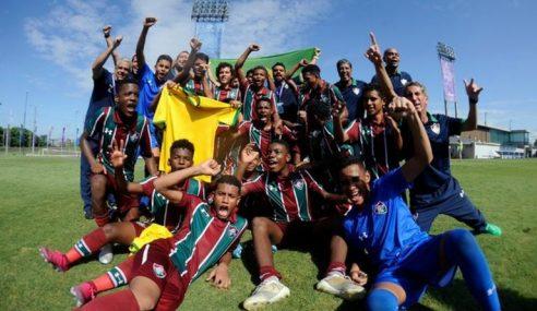Fluminense bate Rosário Central-ARG nos pênaltis e conquista Libertadores sub-13