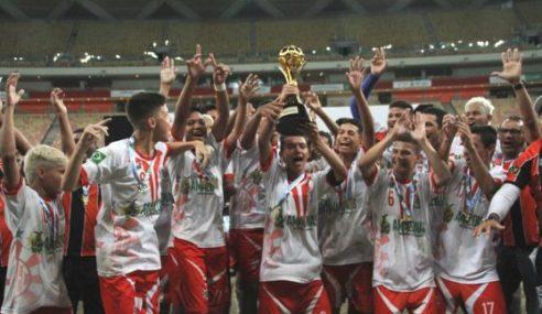Sul América vira sobre o Iranduba e é campeão Amazonense Sub-15