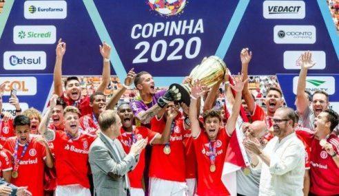 Copa São Paulo: confira todos os gols da campanha vitoriosa do Inter