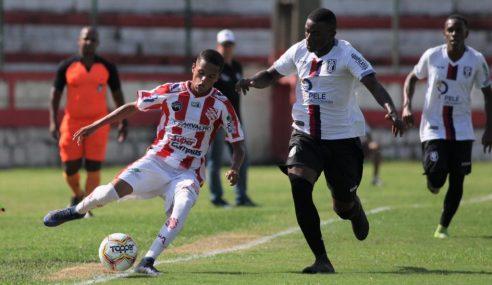Bangu e Resende ficam no empate em estreia no Carioca Sub-20