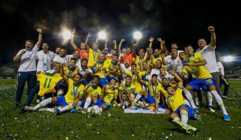 Descubra qual é o clube brasileiro com mais campeões mundiais sub-17