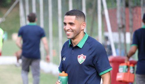 Diego Branco quer potencializar o desenvolvimento do sub-13 do Fluminense