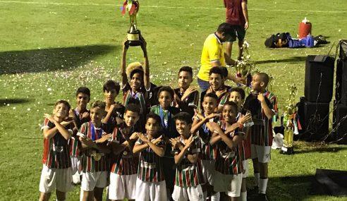 Sem o atual campeão, quatro equipes estão na briga pelo Tocantinense Sub-12