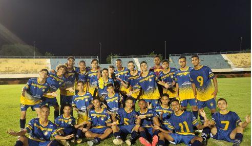 De volta ao calendário, Tocantinense Sub-15 tem apenas quatro participantes