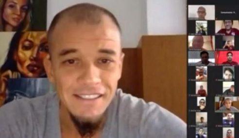 D'Alessandro participa de videoconferência com jovens da base do River Plate