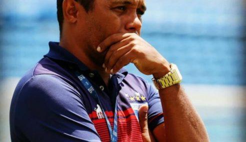 Técnico do sub-13 do Fortaleza mostra preocupação com o calendário