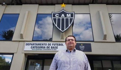 Diretor da base do Atlético-MG explica projeto DNA Alvinegro