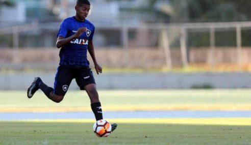 Jogador do sub-20 do Botafogo acerta com time dos Estados Unidos