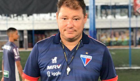 Técnico do sub-15 do Fortaleza revela o seu grande objetivo para 2020
