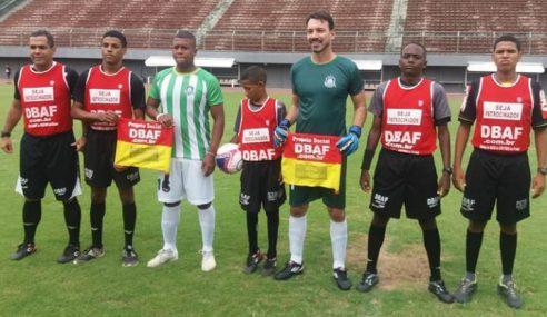 Conheça a DBAF, projeto social na Bahia que forma juízes e bandeirinhas