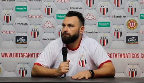 Coordenador técnico vê trabalho de base do Botafogo-SP no caminho certo