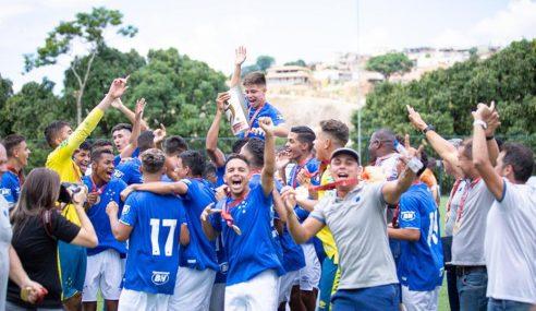 Ranking DaBase: Cruzeiro lidera entre os mineiros