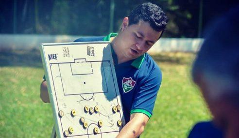 Técnico do sub-12 do Fluminense aposta na linha direta entre futsal e futebol