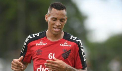 Athletico-PR dispensa quatro jogadores do seu time sub-23