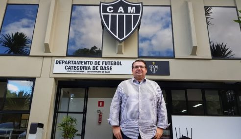 Coordenador da base do Atlético-MG demonstra preocupação com atletas da base