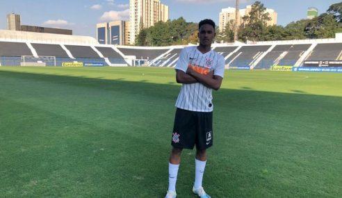 Conheça mais sobre Cauê Santos, do Corinthians