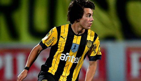 Joia uruguaia de 18 anos deve ser contratada pelo Manchester City-ING