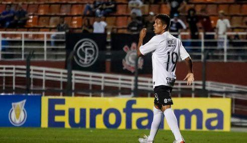 Atacante do sub-20, Richard elogia treinos online no Corinthians