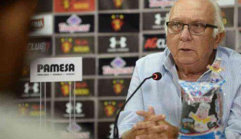 Sport Recife demite comissões técnicas de todas as suas categorias de base