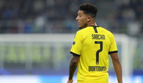 Seleção dos mais valiosos atletas sub-20 tem Sancho no topo e apenas um brasuca