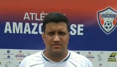 Presidente do Atlético-AM promete participação em todos os estaduais de base