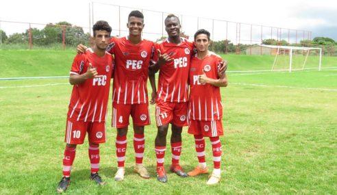 Você sabia? Planaltina tem quatro jogadores estrangeiros na sua equipe sub-20