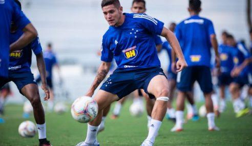 Quatro jogadores do elenco profissional voltam à base do Cruzeiro