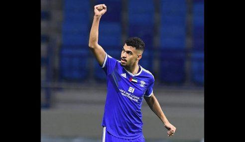 Ex-Botafogo é eleito o melhor jovem estrangeiro da Liga dos Emirados Árabes