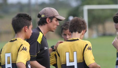Amauri Barasuol consolida trabalho longevo na equipe sub-17 do Criciúma
