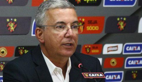 Em crise, Sport Recife compromete trabalho vencedor na base com demissões