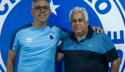 Éder Bastos lamenta passagem relâmpago pelo sub-17 do Cruzeiro