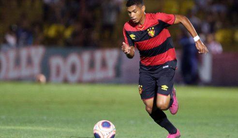 Deyvson lamenta paralisação e busca seu primeiro contrato profissional com o Sport Recife