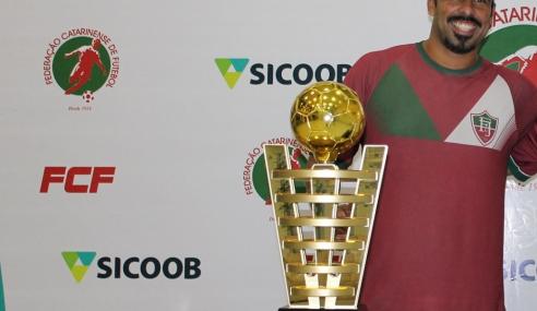 Ricardo Rufino detalha comprometimento do planejamento do Fluminense-SC