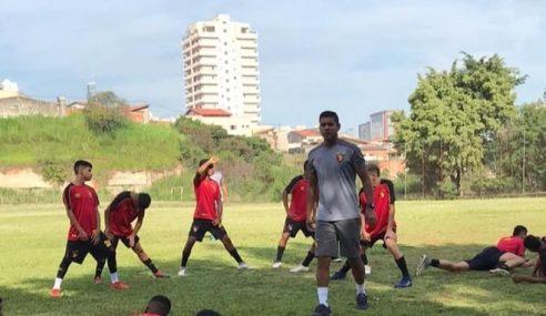 Preparação físico analisa seu trabalho com a equipe sub-15 do Sport Recife