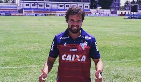 Novo técnico do sub-17 do Fortaleza diz que título estadual é a principal meta do ano