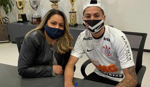 Corinthians aumenta salário e multa rescisória de atacante do sub-20