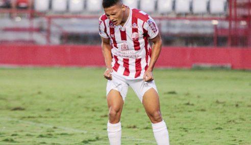 Thiago volta ao Náutico emprestado pelo Flamengo