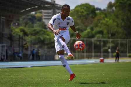 Atlético-MG rescinde contrato de mais um atleta do time de transição