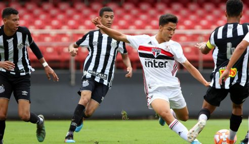 Filho de craque, Pedro Lucas mantém foco para fazer seu próprio nome no São Paulo